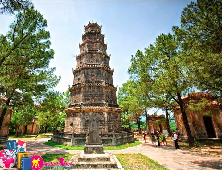 Du lịch Miền Trung - Động Phong Nha 4N3Đ khuyến mãi Vietnam Airline