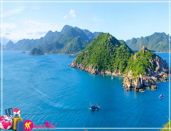 Du Lịch Cam Ranh - Đảo Bình Ba dịp lễ 30/4 khởi hành từ Sài Gòn