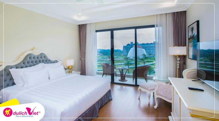 Du lịch Free & Easy Phú Quốc khám phá khách sạn VinOasis từ Sài Gòn giá tốt