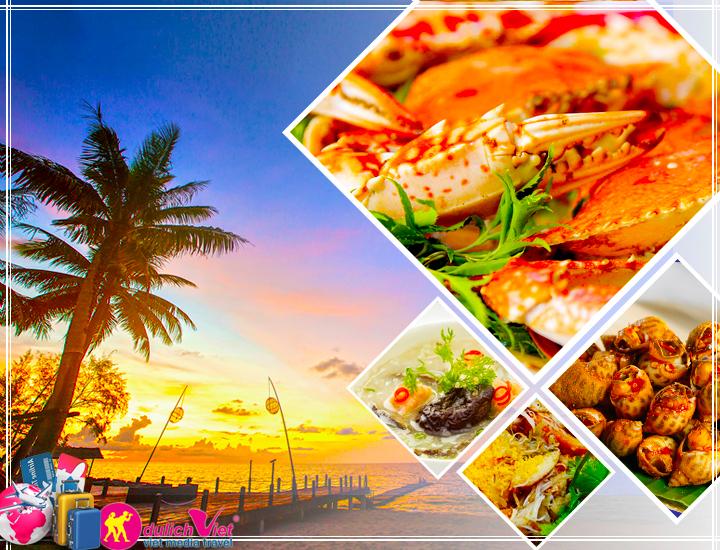 Du lịch Free & Easy Phú Quốc 3 ngày 2 đêm giá tốt Tết âm lịch 2017
