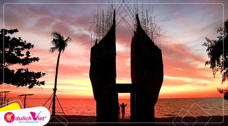 Du lịch Phú Quốc lễ 2/9 ngắm hoàng hôn tại Sunset Sanato từ Sài Gòn