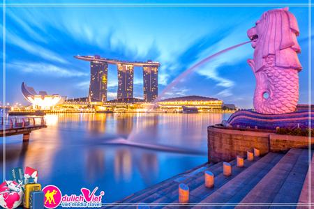 Du lịch Singapore Free & Easy giá tốt dịp hè 2016 từ Tp.HCM