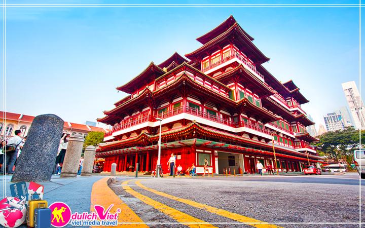Du lịch Châu Á - Sin - Mal - Indo 6 ngày khởi hành từ TpHCM giá tốt 2016