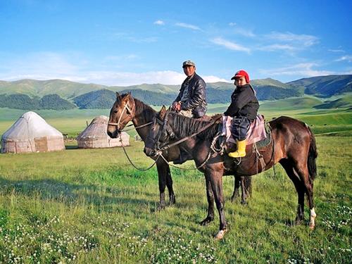 Kazakhstan - Viên ngọc bí ẩn vùng Trung Á