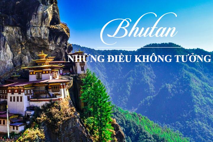 6 điều không tưởng tại Bhutan