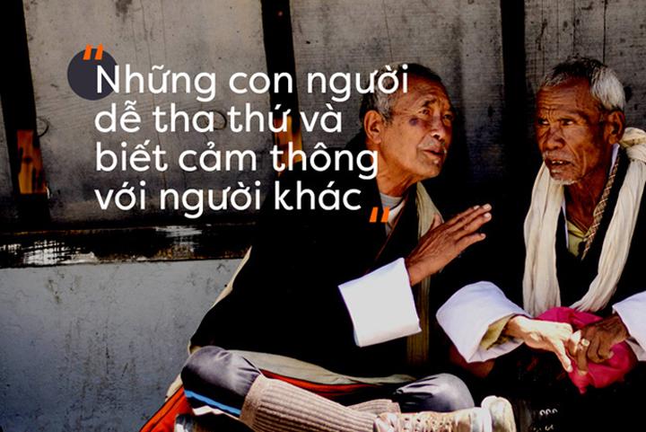 Bhutan không có tội phạm