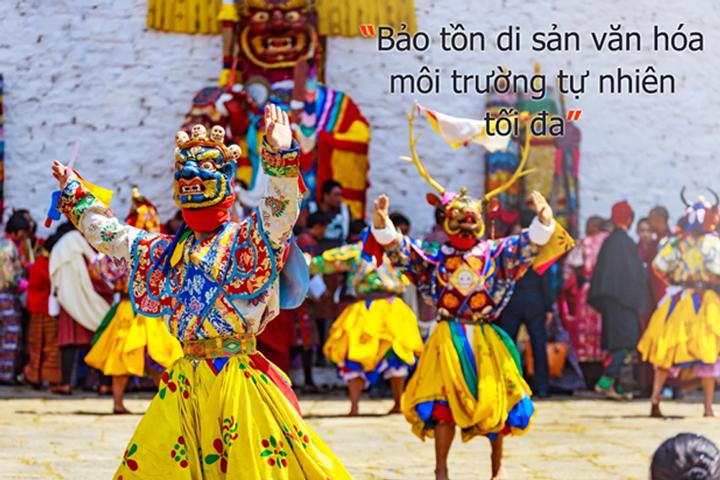 Bhutan không du lịch đại trà