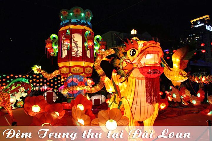 Đêm Trung Thu tại Đài Loan