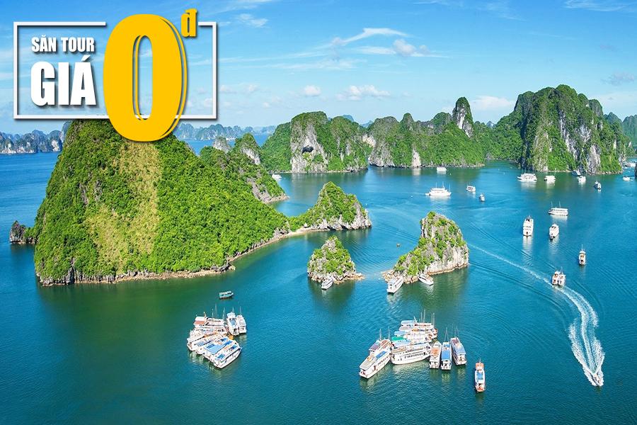 Chùm tour 0 đồng tại VITM Hà Nội có gì đặc sắc?