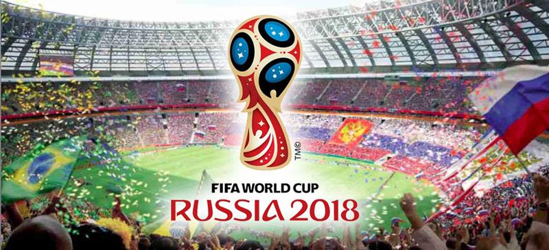 Háo hức cùng quả bóng lăn tại World Cup 2018
