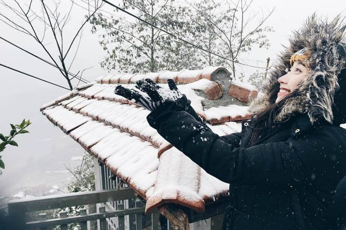 Du lịch Sapa mùa đông - Thiên đường tuyết mang đậm dấu ấn Việt Nam