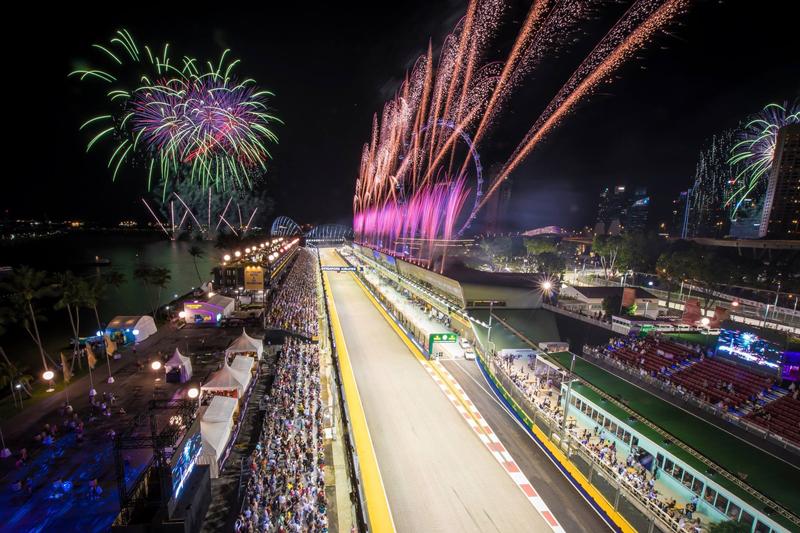 Giải đua xe F1 Singapore GP – Khám phá đấu trường tốc độ trong đêm