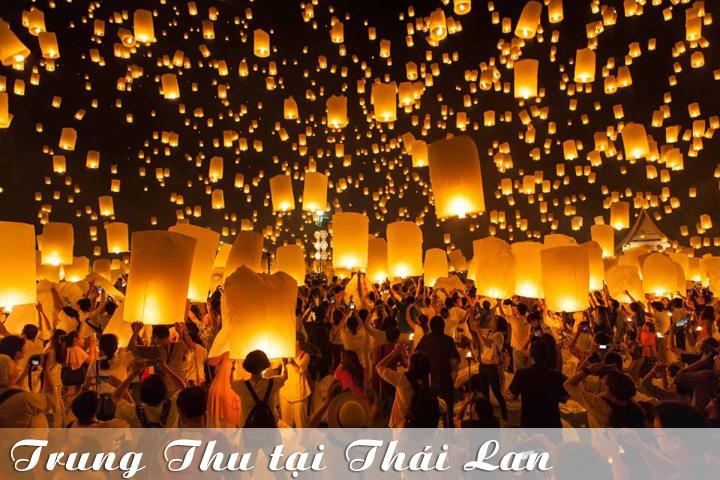 Trung Thu tại Thái Lan