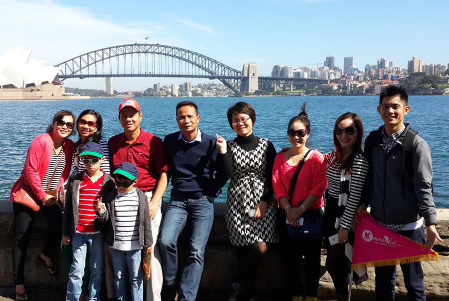 Du Lịch Việt mở bán tour Tết Mậu Tuất đi Âu - Úc - Mỹ