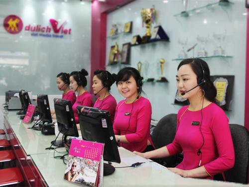 Tuyển Gấp: Nhân viên kinh doanh tour du lịch làm việc tại Hà Nội