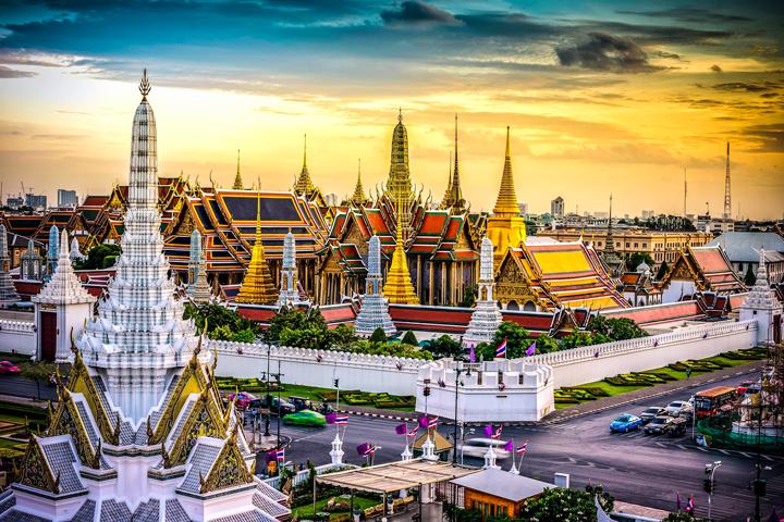 Vé máy bay Lion Air Sài Gòn - Bangkok siêu khuyến mãi