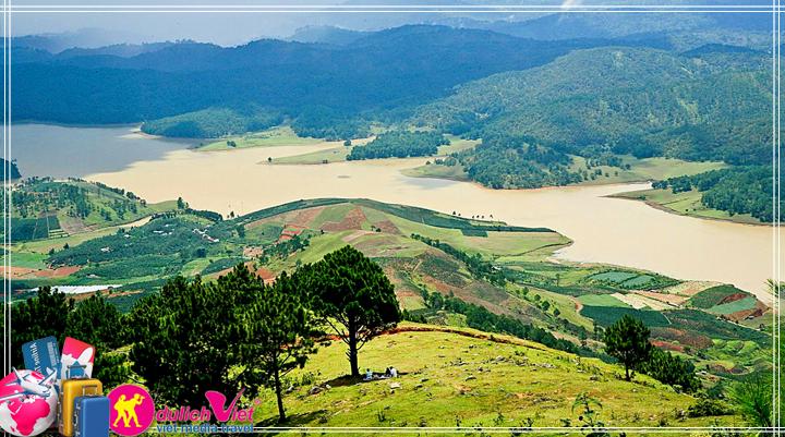 Vé Máy Bay Vietnam Airlines từ Hà Nội đi Đà Lạt