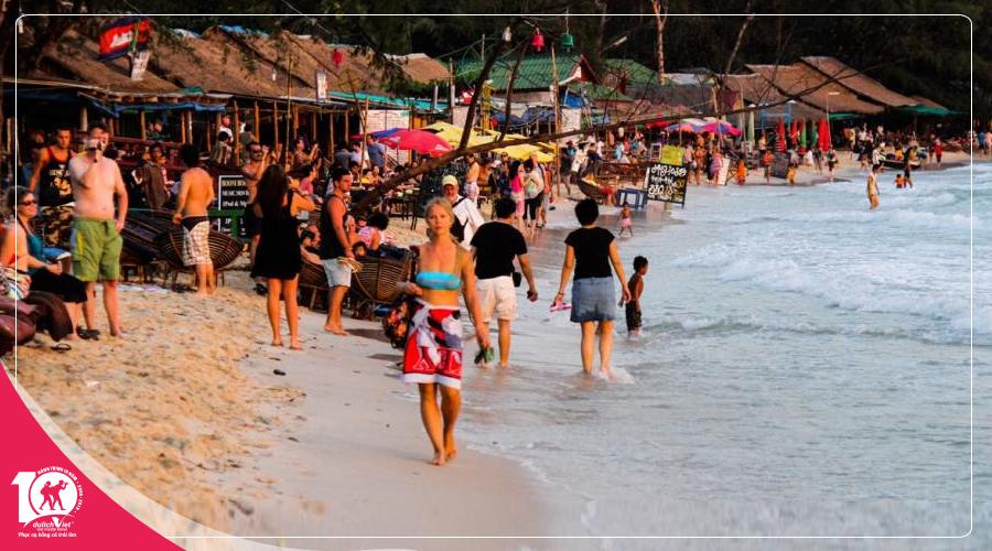Du lịch Tết âm lịch 2019 Campuchia Sihanoukville - Đảo Kohrong - Bokor từ TP.HCM