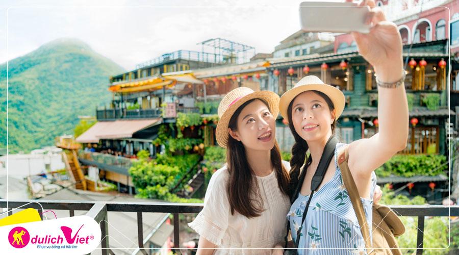Du lịch Đài Loan dịp Lễ 2/9 Đài Bắc - Đài Trung - Nam Đầu - Cao Hùng từ Sài Gòn