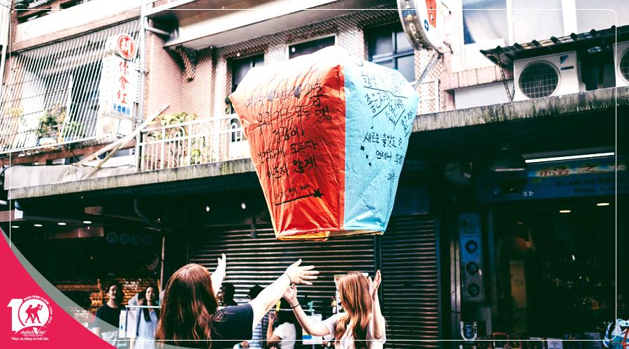 Du lịch Tết âm lịch 2019 Đài Loan - Đài Bắc - Nam Đầu - Đài Trung - Cao Hùng từ Sài Gòn