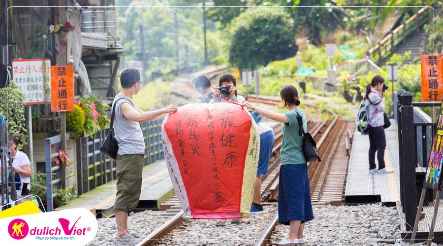 Du lịch Đài Loan Hè - Đài Bắc - Đài Trung - Nam Đầu - Cao Hùng từ Sài Gòn