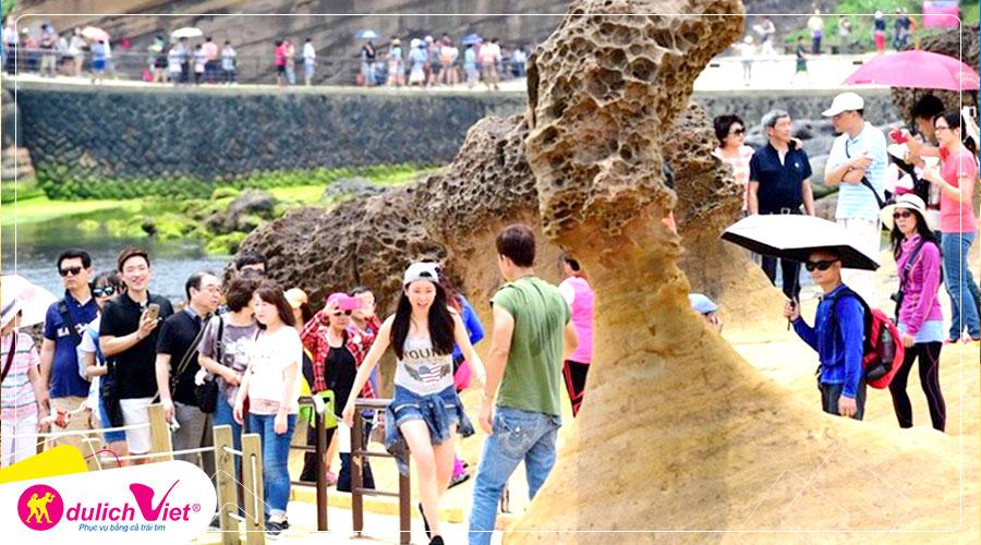 Du lịch Đài Loan dịp Lễ 2/9 Đài Bắc - Nam Đầu - Đài Trung - Cao Hùng từ Sài Gòn