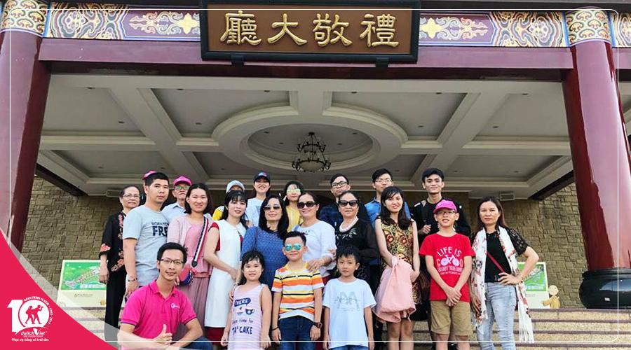 Du lịch Đài Loan 5 ngày khởi hành từ TPHCM giá tốt 2018