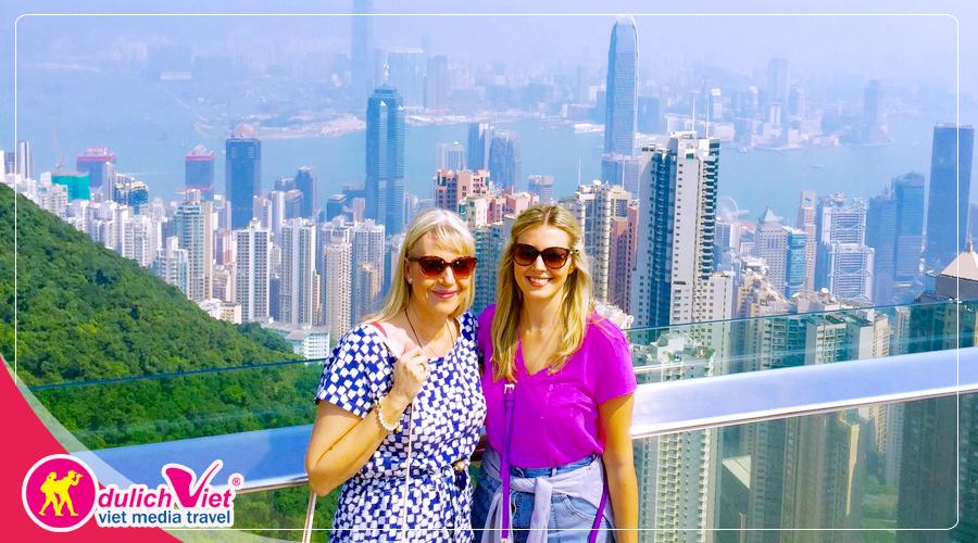 Du lịch Hồng Kông - Núi Thái Bình - Thẩm Quyến khởi hành từ TPHCM giá tốt 2019