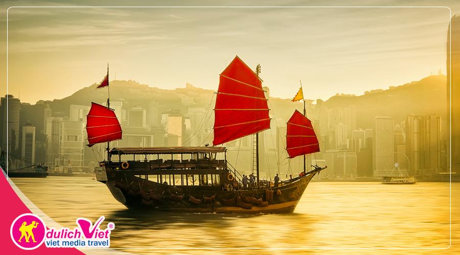 Du lịch Hồng Kông - Disneyland - Thẩm Quyến khởi hành từ Sài Gòn giá tốt 2019