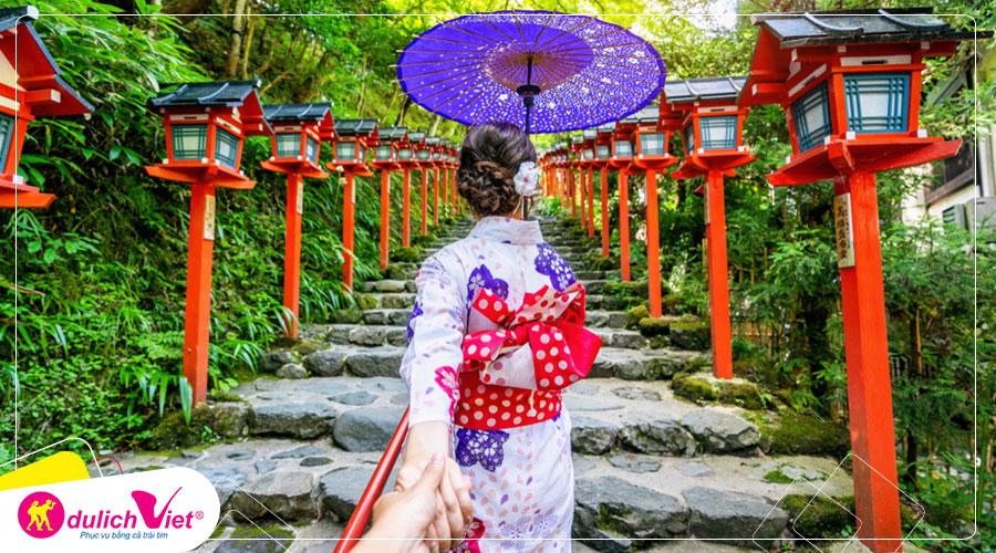 Du lịch Nhật Bản siêu khuyến mãi Hè 2019 bay cùng Vietnam Airlines