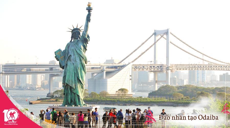 Du lịch Nhật Bản phong vị Thu trên tuyến đường kim cương từ Sài Gòn giá tốt 2018