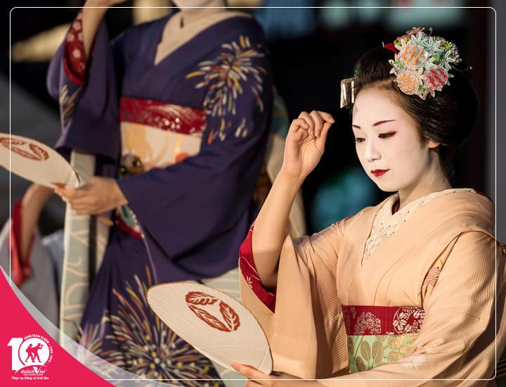 Du lịch Nhật Bản 4 ngày dịp lễ 2/9 từ Sài Gòn giá tốt 2018
