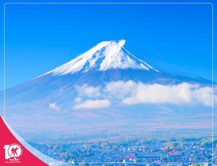 Tour du lịch Nhật Bản 4 ngày khởi hành từ Tp.HCM giá tốt 2018