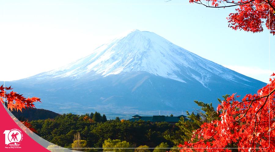 Tour du lịch Nhật Bản mùa Thu khởi hành từ Sài Gòn giá tốt 2018