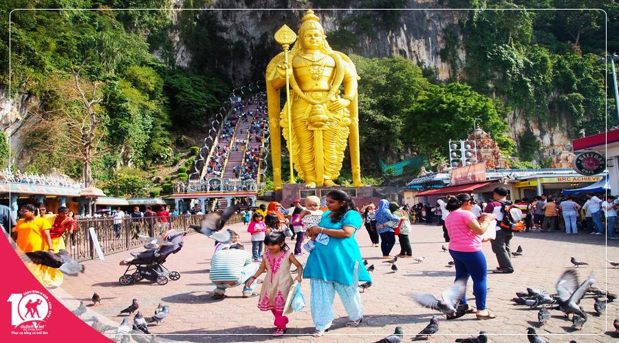 Du lịch Châu Á - Tour du lịch Malaysia Singapore khởi hành từ Sài Gòn giá tốt 2018