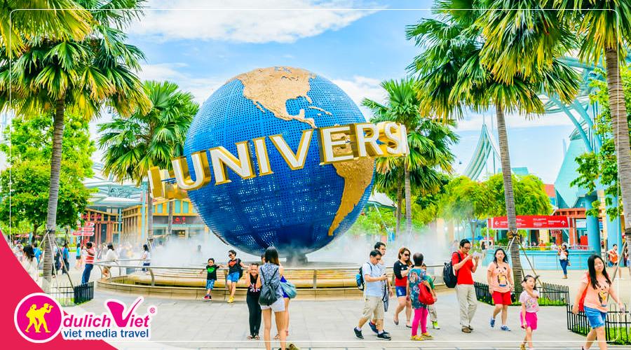 Tour du lịch Hè Singapore 2019 khởi hành từ TPHCM giá tốt