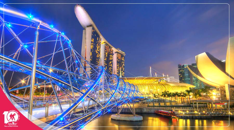 Du lịch Singapore 4 ngày mùa Thu khởi hành từ Sài Gòn giá tốt 2018