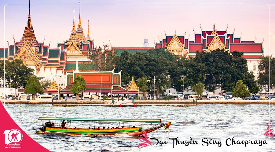 Du lịch Thái Lan Bangkok - Pattaya từ Sài Gòn giá tốt 2019