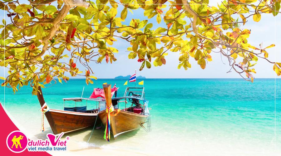 Du lịch Thái Lan Hè 2019 - Bangkok - Pattaya khởi hành từ Sài Gòn giá tốt