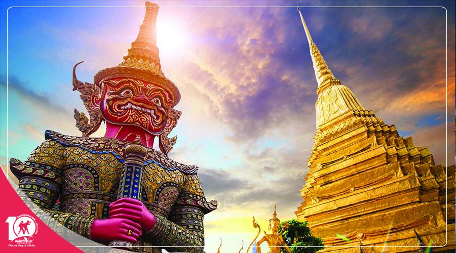Du lịch Thái Lan dịp Lễ 2/9 khởi hành từ Sài Gòn giá tốt 2018