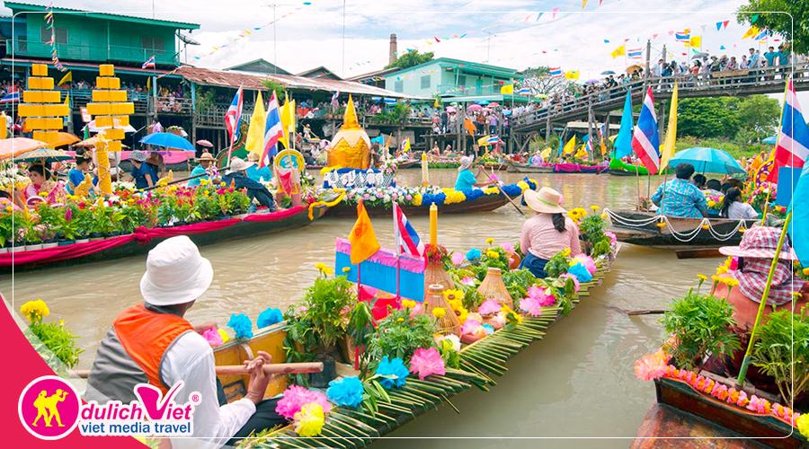 Du lịch Thái Lan Hè 2019 bay Thai Airways khởi hành từ Sài Gòn giá tốt