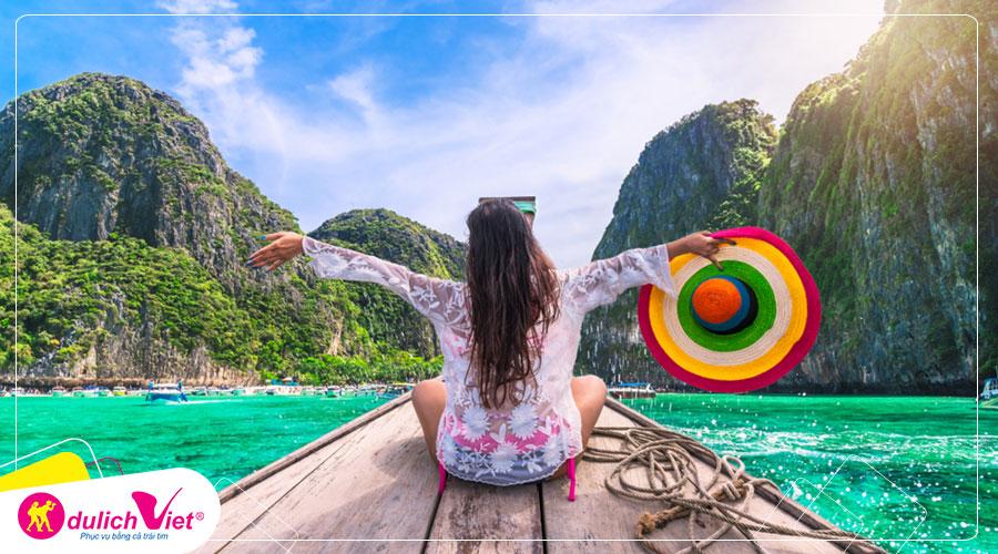 Du lịch Thái Lan dịp Hè 2019 - Bangkok - Pattaya bay Vietnam Airlines từ Sài Gòn