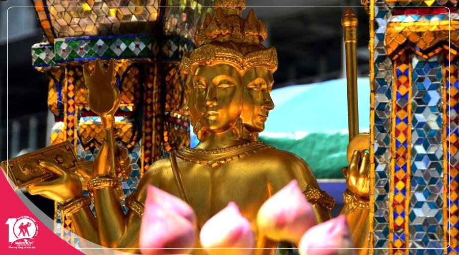 Du lịch Thái lan 4 ngày Bangkok - Pattaya mùa thu từ Tp.HCM giá tốt