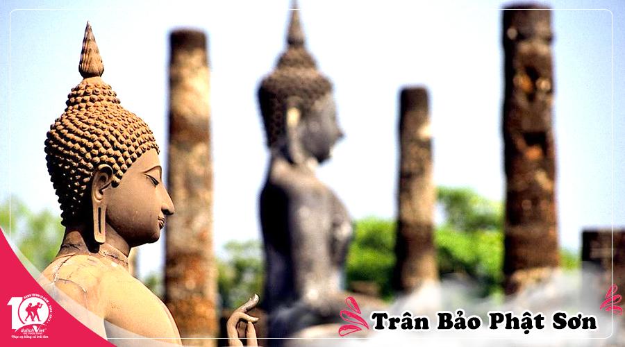 Chương trình Du lịch Thái Lan Bangkok-Pattaya từ Sài Gòn giá tốt 2019