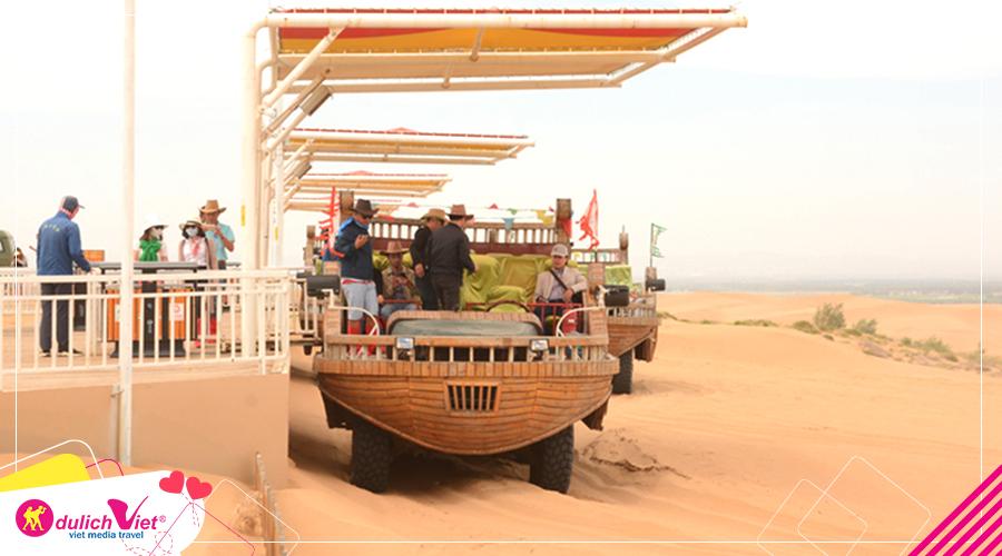 Du lịch Trung Quốc theo vó ngựa thành cát tư hãn khám phá Nội Mông từ Sài Gòn