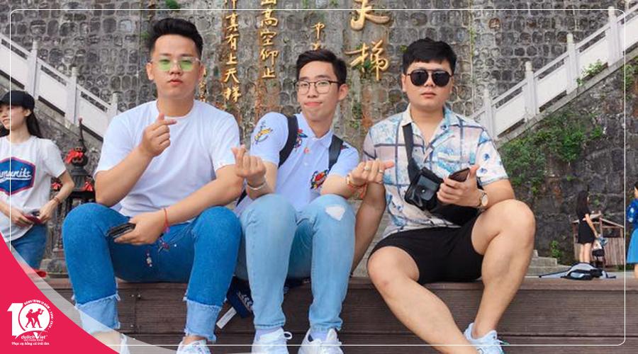 Du lịch Trung Quốc - Trương Gia Giới – Phượng Hoàng Cổ từ Sài Gòn giá tốt 2018