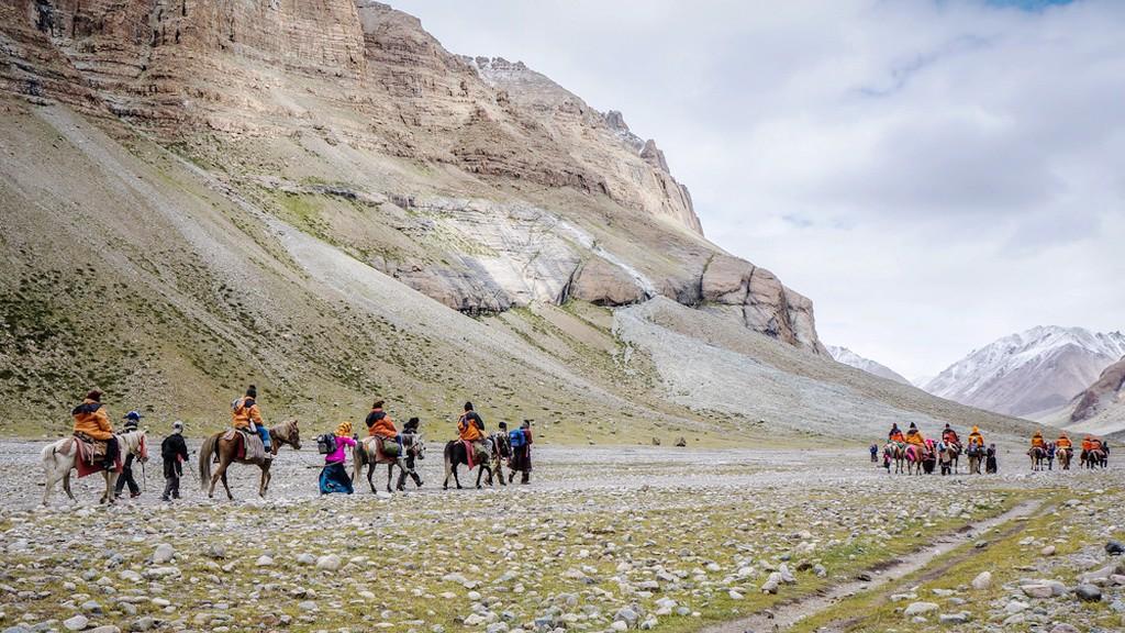 Du lịch Tây Tạng -Núi Kailash điểm hành hương nổi tiếng