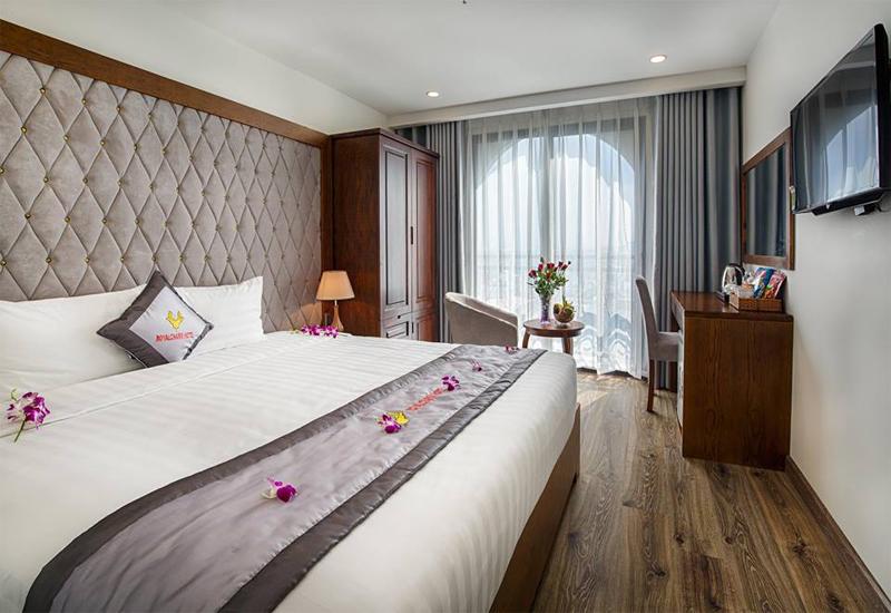 Khách sạn Đà Nẵng giá tầm trung và tiện nghi