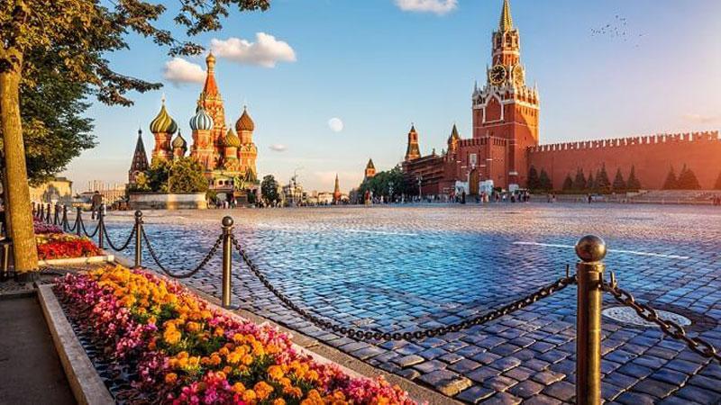 Khí hậu nước Nga gồm 3 đới