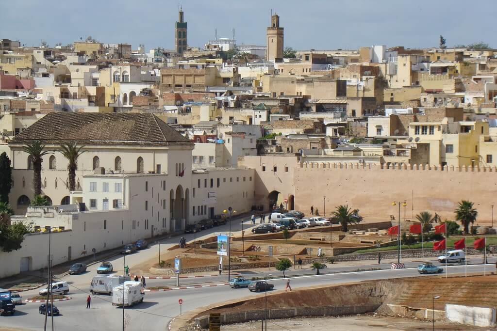 Tour du lịch Maroc - Phố cổ Meknes